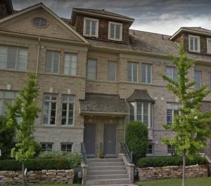הבית שנקבל בטורונטו